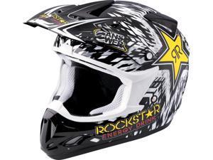 Answer Comet Rockstar 2012 MX Helmet Black XS