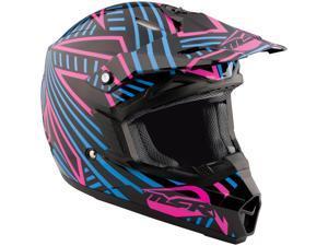 MSR Assault MX Helmet Black/Pink 2XL