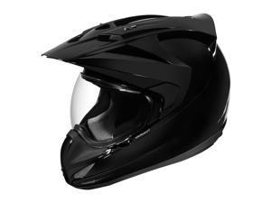 Icon Variant Solid Helmet Black SM