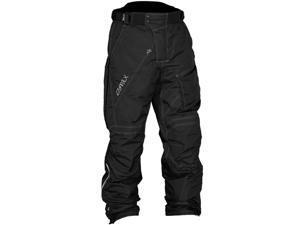 Castle X Racewear Surge Mens Snowmobile Pants/Bibs Black LG