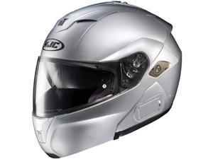 HJC SY-MAX 3 Solid Modular Helmet Silver SM
