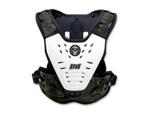 Moose M1 2012 MX Roost Guard Shield White Adult