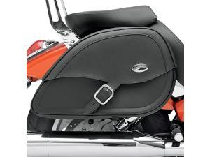Saddlemen Rigid-Mount Teardrop Saddlebags Drifter Fits 05-09 Suzuki C50 Boulevard