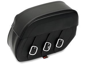 Saddlemen Rigid-Mount Slant Saddlebags Drifter (5070P)