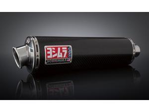 Yoshimura RS-3 Slip-On Mufflers Carbon Fits 06-09 Yamaha YZF-R6S 600