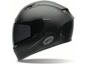 Bell Qualifier DLX Solid Full Face Helmet  Matte Black LG
