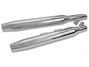 "S&S Cycle 3"" Performance Mufflers Tapered (106-5770)"