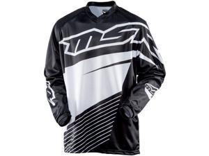 MSR Axxis 2015 Youth MX Pant Black/White Y20