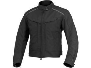 River Road Scout-Tex Womens Textile Jacket Black XL