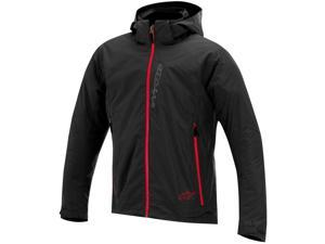 Alpinestars Scion 2L Waterproof Jacket Black/Mandarin Red 3XL