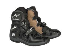 Alpinestars Tech 2 Offroad ATV Boots Black 10 USA