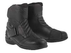 Alpinestars Gunner Waterproof Street Boots Black 44 EUR
