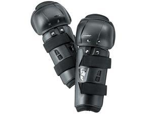 Thor Sector Youth Knee Guard Black Youth
