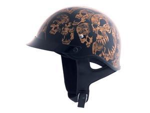 HJC CS-Cruiser Threat Black/Copper/Gold LG