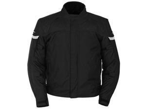 Tourmaster Jett Series 3 Textile Jacket Black MD