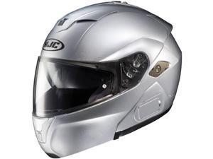 HJC SY-MAX 3 Solid Modular Helmet Silver XL