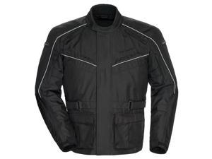 Tourmaster Saber 4.0 3/4 Textile Jacket Black/Black LG