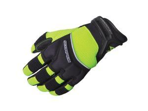 Scorpion Coolhand II Mens Gloves Neon/Yellow/Black XL