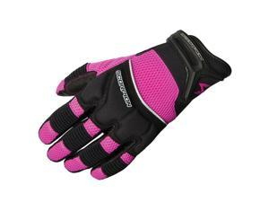 Scorpion Coolhand II Womens Gloves Pink/Black XL