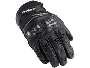 Cortech Accelerator Series 3 Leather Gloves Black 2XL