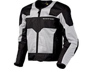 Scorpion Drafter Mesh Jacket  Silver XL