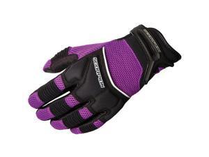 Scorpion Coolhand II Womens Gloves Purple/Black XL