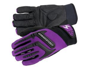 Scorpion Skrub Womens Gloves Purple MD