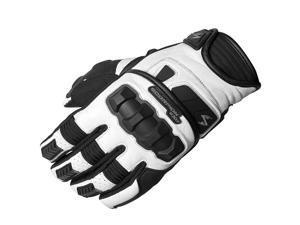 Scorpion Klaw II Gloves White/Black 2XL