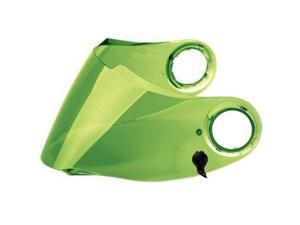 Scorpion EXO-500/EXO-1100 Face Shield Green Mirrored