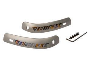 Dainese Kit Toe Slider Titanium Titanium