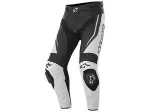 Alpinestars Track 2015 Leather Pant White/Black 46