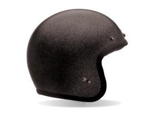 Bell Custom 500 2014 Solid Helmet Black Flake LG