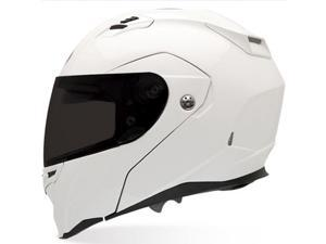 Bell Revolver Evo Solid Modular Helmet White 2XL