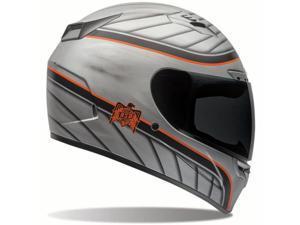 Bell Vortex RSD Dyna Full Face Helmet  Silver/Black XS