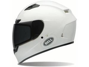 Bell Qualifier DLX Solid Full Face Helmet  Gloss White XL