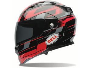 Bell Revolver Evo Segment Full Face Helmet  Red/Black XL