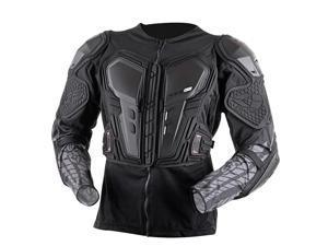 EVS G6 Lite Ballistic Body Armor Jersey Black LG