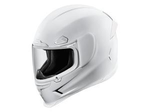 Icon Airframe Pro Gloss Helmet White MD