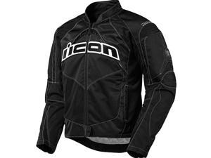 Icon Contra Textile Jacket Black 4XL