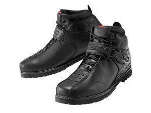 Icon SuperDuty 4 Motorcycle Boots Black 11