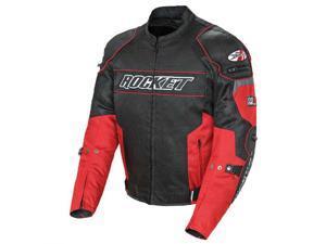 Joe Rocket Resistor 2014 Mesh Jacket Red/Black 2XL