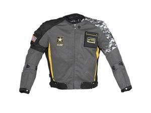 Joe Rocket US Army Delta Jacket Grey Camo SM