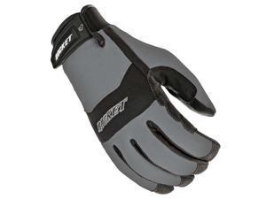 Joe Rocket RX14 Crew Touch 2014 Textile Gloves Gunmetal/Black XL