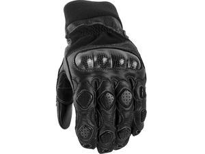 Power Trip Grand National Gloves Black SM