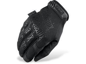 Mechanix Wear Original Mechanix Textile Gloves Covert Black LG