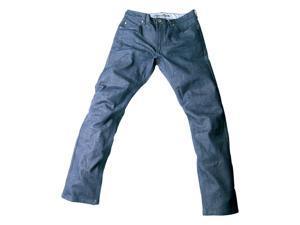 Troy Lee Designs Raceshop Heavy Twill Mens Jeans Indigo Blue 34