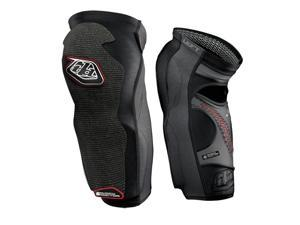 Troy Lee Designs 5450 Long Knee/Shin Guards Black MD