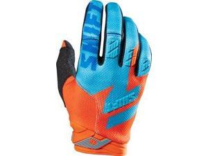 Shift Faction 2016 MX/Offroad Gloves Orange/Blue LG