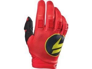 Shift Strike 2016 MX/Offroad Gloves Red/Yellow SM