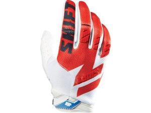 Shift Faction 2016 MX/Offroad Gloves White/Red LG
